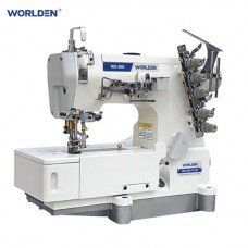Плоскошовная промышленная машина Worlden WD-500-01CB-D