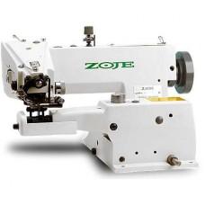 Одноигольная швейная машина потайного стежка ZOJE ZJ600