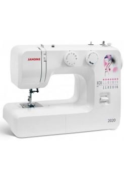 Электромеханическая швейная машина JANOME 2020