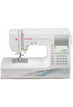 Электронная швейная машина Singer Quantum Stylist 9960