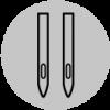Двухигольные швейные машины челночного стежка