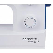 Электромеханическая швейная машина bernette sew&go 3