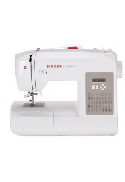 Компьютеризированная швейная машина Singer Brilliance 6180