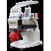Компактная одноголовая 12-игольная промышленная вышивальная машина