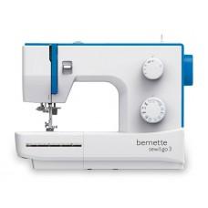 Электромеханическая швейная машина BERNINA Bernette sew&go 3
