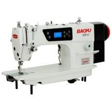 Одноигольная швейная машина челночного стежка Baoyu GT-188