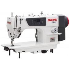 Одноигольная швейная машина челночного стежка Baoyu GT-281 D4