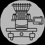 Профессиональные вышивальные машины