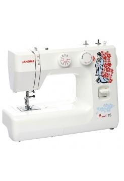 Электромеханическая швейная машина Janome Ami 15