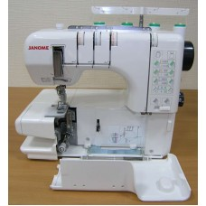Плоскошовная швейная машина Janome CoverPro II