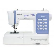 Компьютеризированная швейная машина Minerva Decor Basic