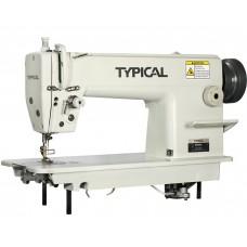 Одноигольная швейная машина челночного стежка Typical GC6160
