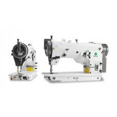 Одноигольная швейная машина ZOJE ZJ457В135-L-F