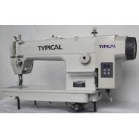 Одноигольная швейная машина челночного стежка Typical GC6150BD