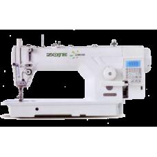 Одноигольная промышленная швейная машина челночного стежка ZOJE ZJ9000D-D4S/02