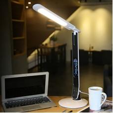 Светодиодная настольная лампа с дисплеем SS-898A