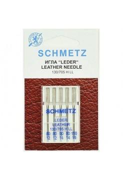 Иглы для кожи ассорти Schmetz
