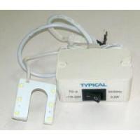 Светодиодный энергосберегающий светильник с 6-ю сверхяркими светодиодами