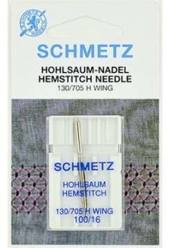 Иглы для мережки №100 Schmetz
