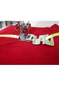 Лапка для сшивания тканей встык или в нахлест