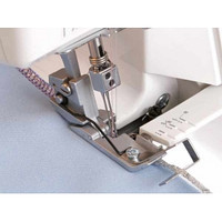 Лапка оверлока для нашивания шнура