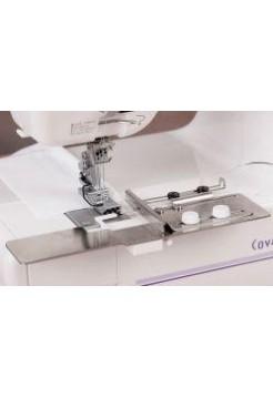 Полупрозрачная лапка для подшивания изделий