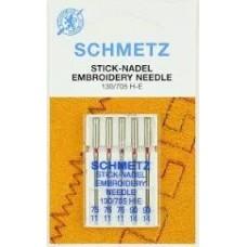 Иглы для вышивки ассорти Schmetz
