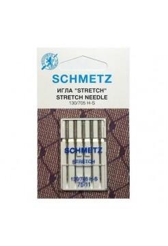 Иглы для эластичных материалов №75 Schmetz