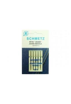 Иглы для джинсы №100 Schmetz