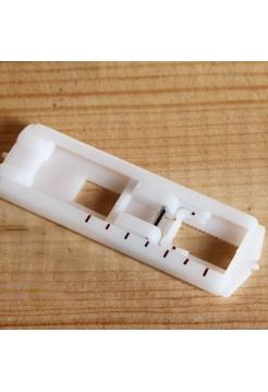 Лапка для выметывания петли-полуавтомат