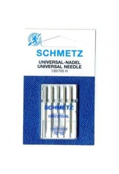 Иглы универсальные №70 Schmetz