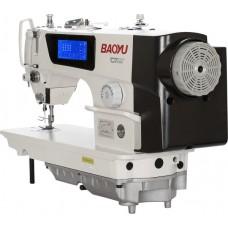Одноигольная швейная машина челночного стежка Baoyu GT-280-D4