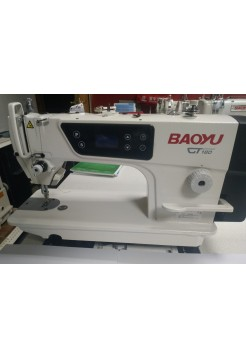 Одноигольная швейная машина челночного стежка Baoyu GT-180H