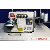 Промышленный четырехниточный оверлок Baoyu GT 900D-4