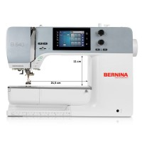 Швейно-вышивальная машина Bernina B 540