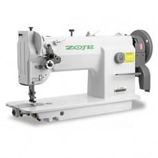 Одноигольная швейная машина челночного стежка Zoje ZJ0628