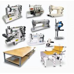 Швейное оборудование: виды, использование, функционал, бренды