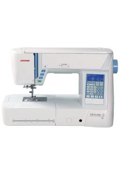 Компьютеризированная швейная машина Janome Skyline S5