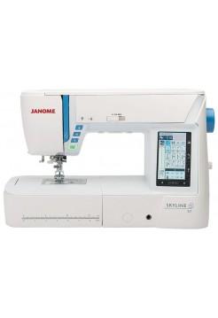 Компьютеризированная швейная машина Janome Skyline S7