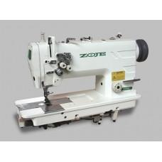 Двухигольная машина челночного стежка Zoje ZJ8720