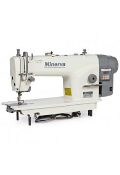 Minerva M5550JDE прямострочная машина со встроенным сервомотором